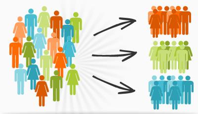 Qual é o objetivo de segmentar o mercado?