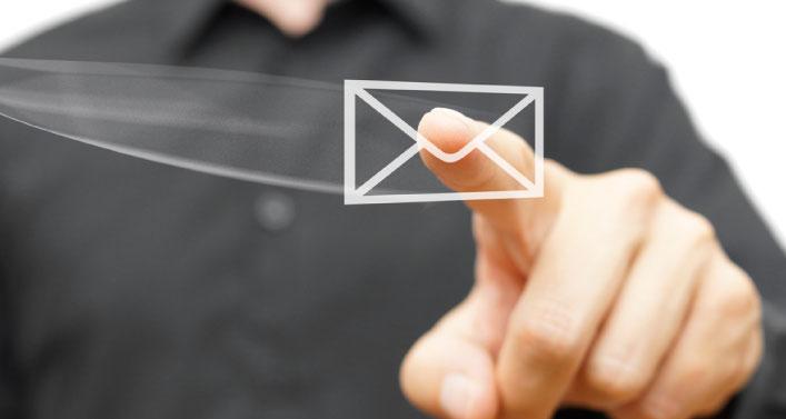 e-mail marketing é uma excelente ferramenta de comunicação